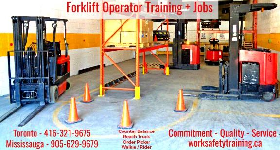 Forklift Jobs Kitchener