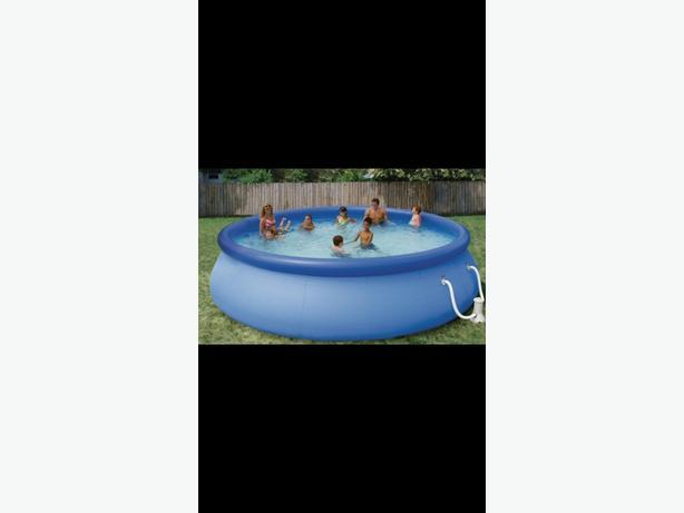 intex easy setup pool 16x42