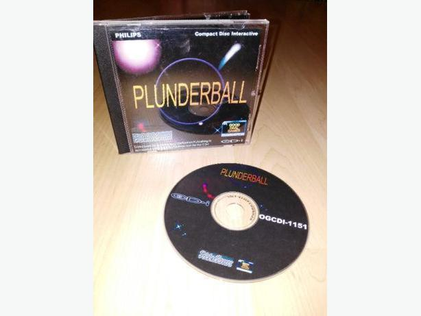 Plunderball For The Philips CD-i
