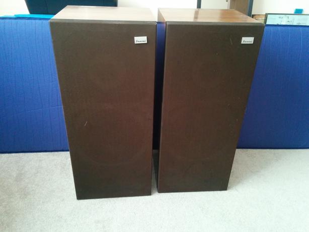 Vintage Sansui LM330 speakers