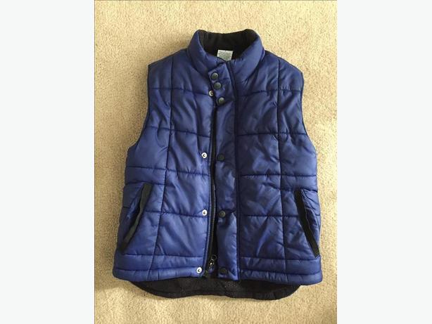 Sleeveless Fall/Spring Jacket