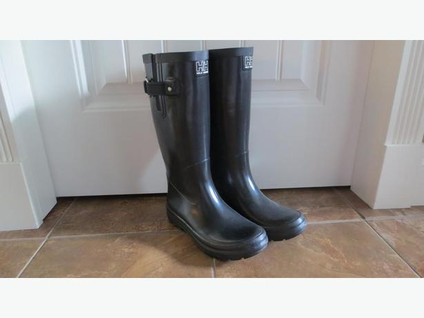 HELLY HANSEN RUBBER BOOTS (NEW)