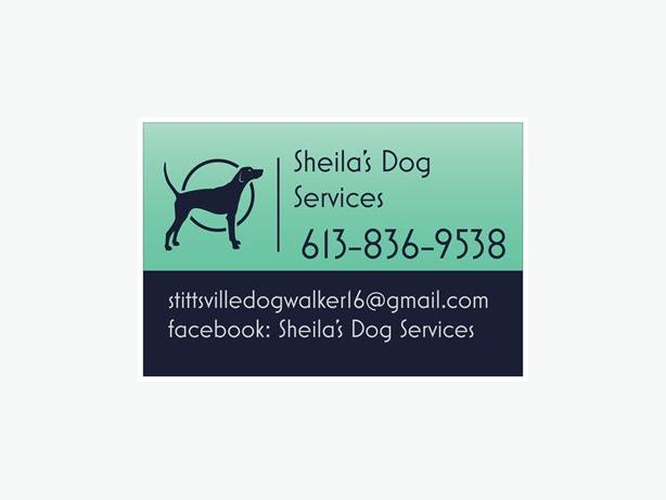 Stittsville Dog Walker
