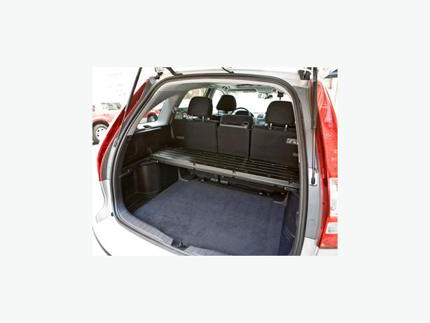 Honda CRV 2007-2011 Cargo Mid Shelf