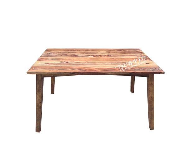 "Indian Rosewood table 55"" long SOLID WOOD"
