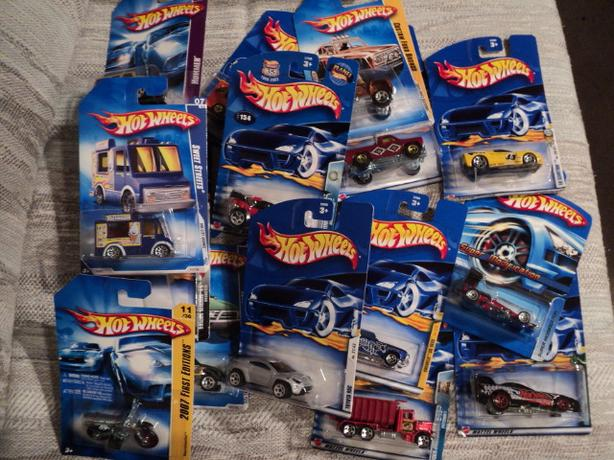 Unopened Hot Wheels 75 Cents Each (ON HOLD)