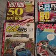 Car Magazines #1s, Anniversary Issues Etc.