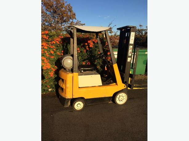 FIRM - Toyota Forklift