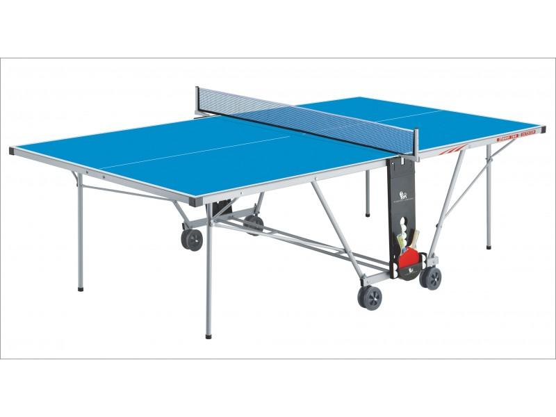 Liquidation tables ping pong tennis de table for Table de ping pong exterieur intersport