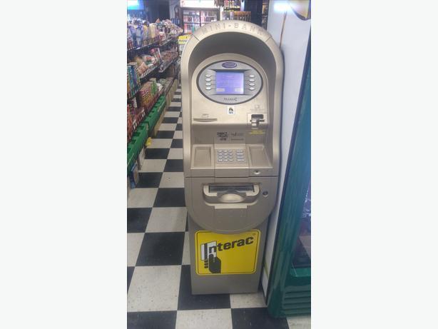 Tranax Minibank ATM