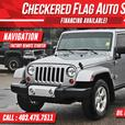 2013 JEEP WRANGLER UNLIMITED SAHARA-NAV-ONLY 38479km-CAR STARTER