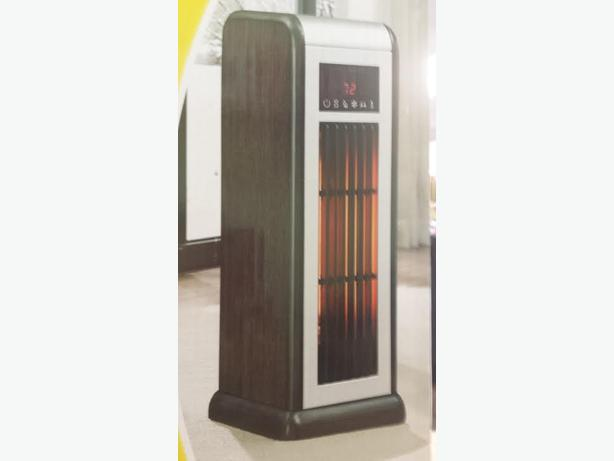BRAND NEW INFRARED QUARTZ TOWER HEATER