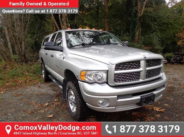 1 OWNER, LOW KMS - 4X4, DIESEL & HEATED FRONT SEATS