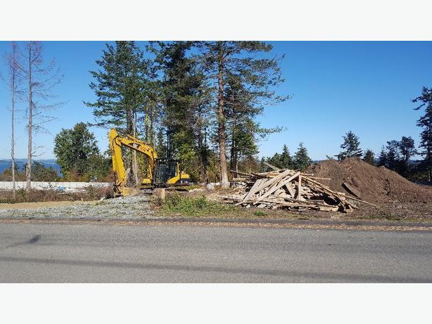 excavating drainage yard work water problems perimeter dainage