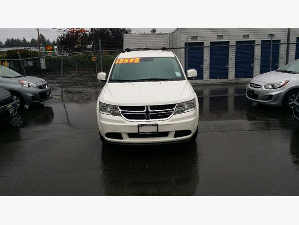 2013 Dodge Journey 7 Seater!!