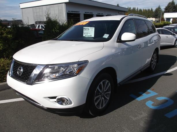 2016 NISSAN PATHFINDER FOR SALE
