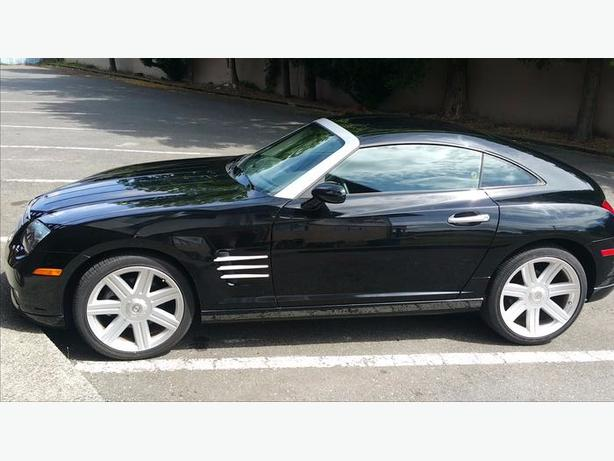 Chrysler Crossfire - Perfect condition - As new