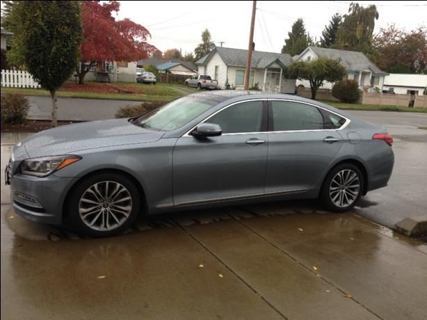 2015 Genesis H Trac 3.8 Technology AWD