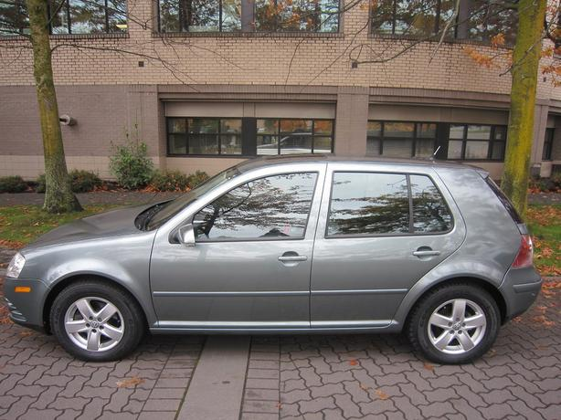 2009 Volkswagen City Golf - 84,*** KM! - LOCAL BC!