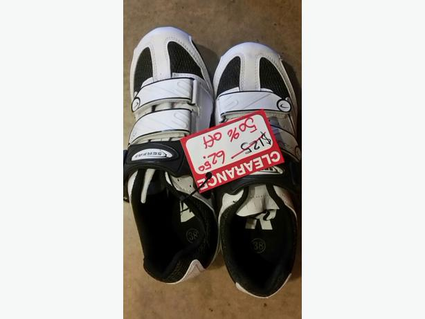 New Serfas Podium Woman's Shoes size 38