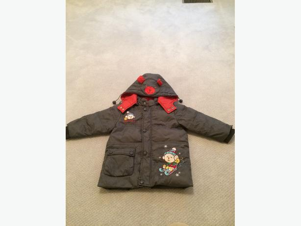 winter coat for 3T boy