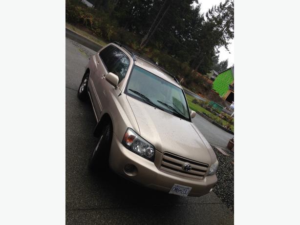 Toyota Highlander 2004