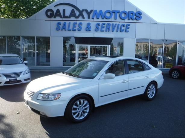 2006 Hyundai Azera  - Leather, Heated Front Seats, LOW KMS