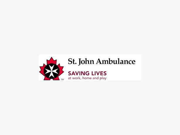 ST. JOHN AMBULANCE:  Save That Child Course - November 21