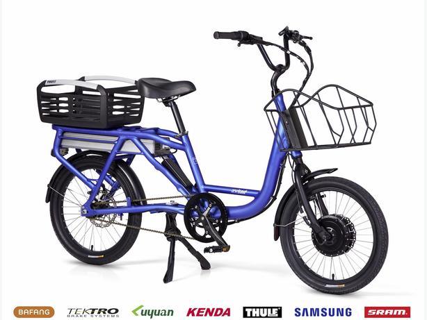 Juice Rider U500 - Vehicle Alternative E-Bikes