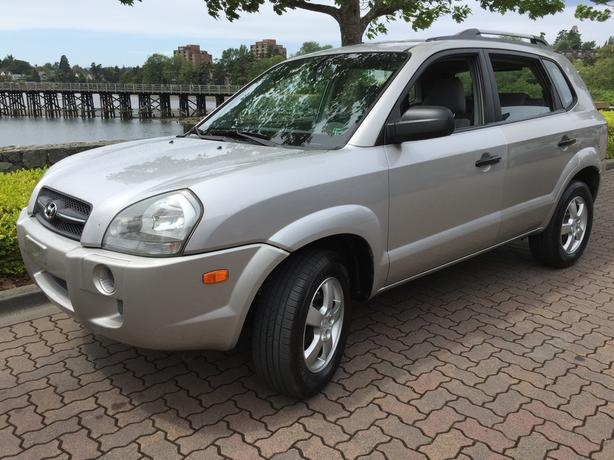 2006 HYUNDAI TUCSON GLS LEATHER