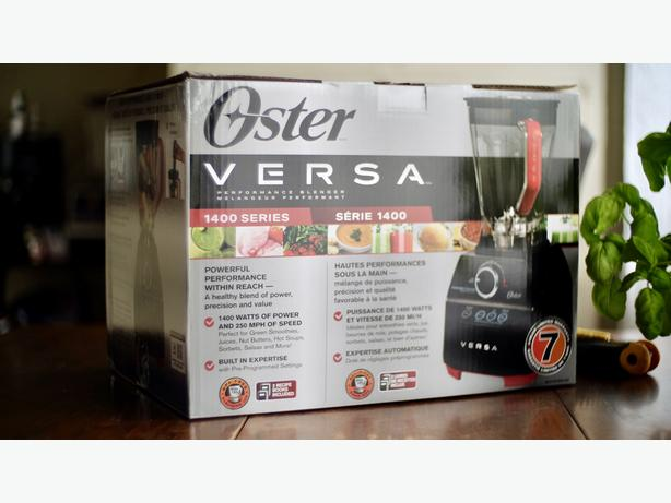 NEW IN BOX Oster Versa 1400 Series Performance Blender