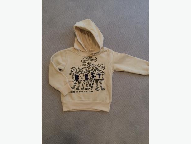 fleece hoodie for 4-5