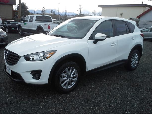 2016 Mazda CX-5 GS - AWD