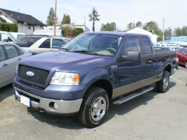 2006 Ford F150 XLT, Supercab, 4x4,