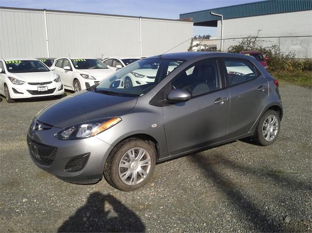 2013 Mazda Mazda2 Convenience Pkg