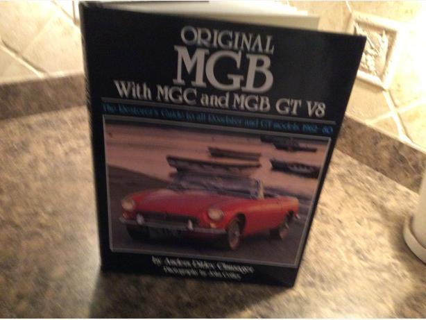 MGB book