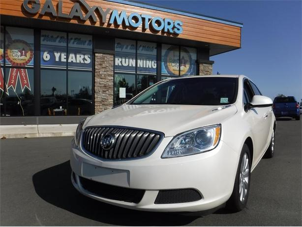 2014 Buick Verano Convenience - Leather Int, OnStar, Alloy Wheels