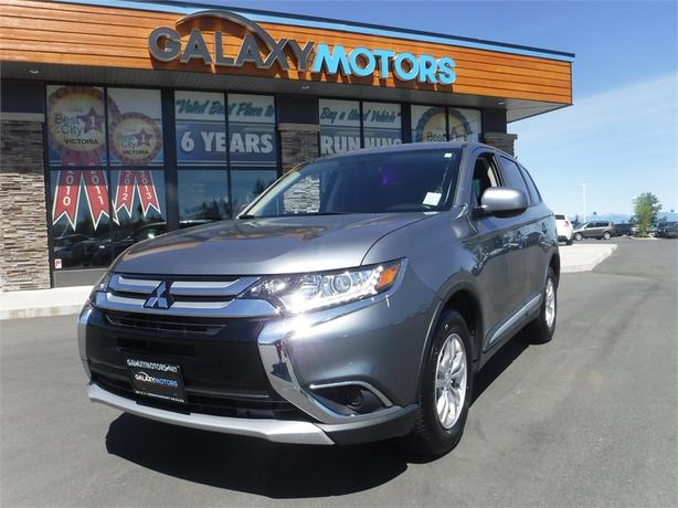 2016 Mitsubishi Outlander ES - AWD, Bluetooth, Alloy Wheels, A/C