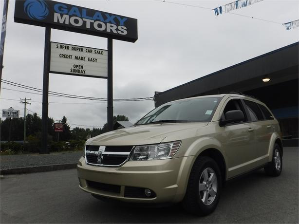 2010 Dodge Journey SE Plus - Bluetooth, Alloy, Roof Rack, A/C