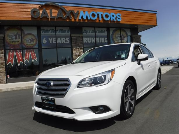 2015 Subaru Legacy 3.6R - Leather, Bluetooth, Navigation, AWD