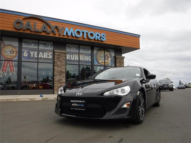 2013 Scion FR-S Auto - RWD, Paddle Shifters, Alloy Wheels