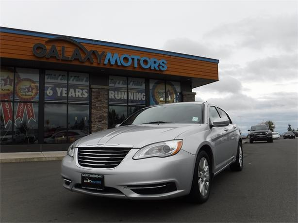 2012 Chrysler 200 LX - Leather Int, Island Only Vehicle
