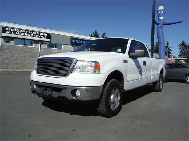 2007 Ford F-150 XLT Supercab 5.4L V8 Regular Box - 4WD