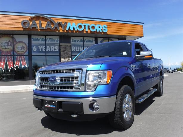 2014 Ford F-150 XLT Super Cab 3.7L V6 Regular Box - 4WD