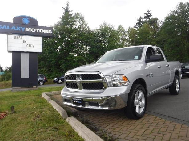 2016 Ram 1500 SLT Quad Cab 5.7L V8 Regular Box - 4WD