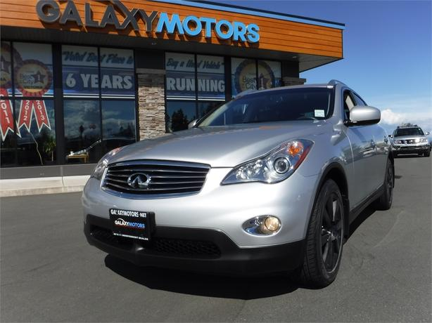 2012 Infiniti EX35 Journey - AWD, Leather Int, Backup Camera