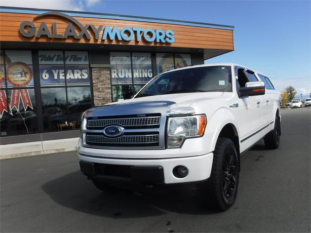 2010 Ford F-150 Platinum Supercrew 5.4L V8 Regular Box - 4WD