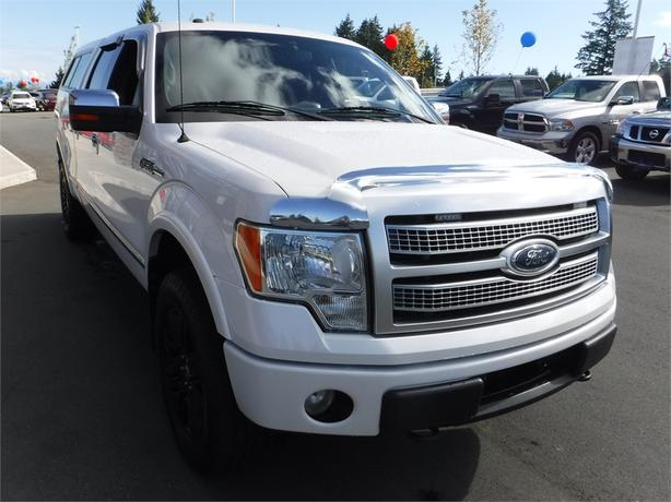 2010 ford f 150 platinum supercrew 5 4l v8 regular box 4wd courtenay courtenay comox mobile. Black Bedroom Furniture Sets. Home Design Ideas
