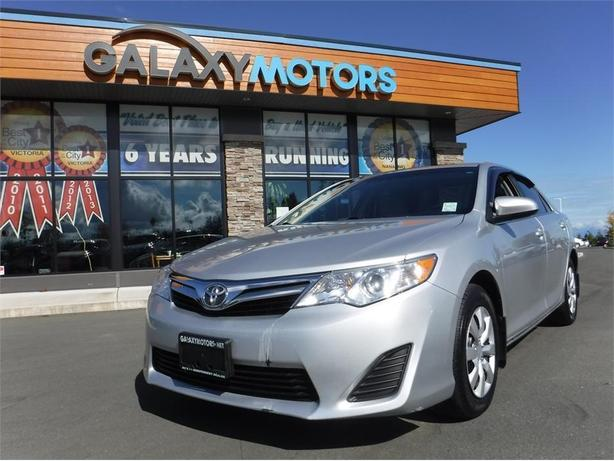 2012 Toyota Camry LE - LCD Touch Screen, Bluetooth, A/C