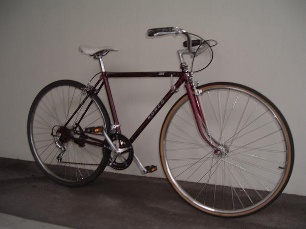 small Norco Monterey road/cruiser bike